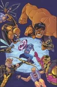 Marvel Action Avengers #10 (1st Full Appearance Yellow Hulk)