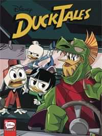 Ducktales Silence and Science #3 CVR A