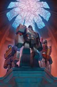 Transformers #14 CVR A Zama