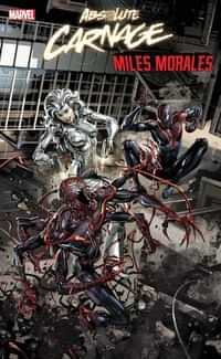 Absolute Carnage Miles Morales #3