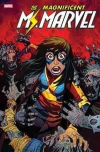 Magnificent Ms Marvel #8
