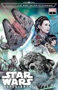 Journey Star Wars Rise Skywalker Allegiance #1
