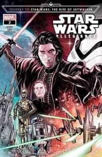 Journey Star Wars Rise Skywalker Allegiance #2