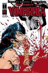 Vengeance of Vampirella #1 Variant 1994 Ltd Replica Edition