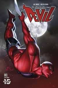 Death-Defying Devil #3 CVR A Lee
