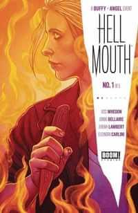 Buffy Vampire Slayer Angel Hellmouth #1 CVR A Frison