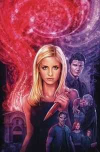 Buffy Vampire Slayer Angel Hellmouth #1 CVR B Lambert