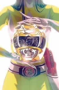 Mighty Morphin Power Rangers #44 CVR B Foil Montes