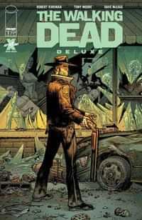 Walking Dead #1 Deluxe Edition CVR B Moore