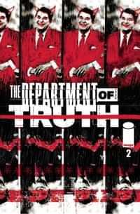 Department Of Truth #2 CVR A Simmonds