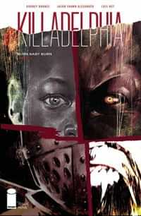 Killadelphia #9 CVR A Alexander