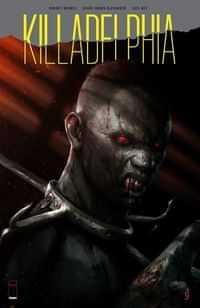Killadelphia #9 CVR B Mattina