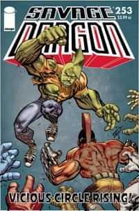 Savage Dragon #253 CVR A Larsen