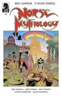 Neil Gaiman Norse Mythology #1 CVR A Russell