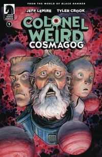 Colonel Weird Cosmagog #1 CVR A Crook