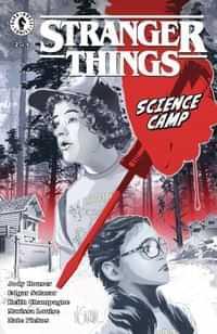 Stranger Things Science Camp #2 CVR C Nguyen