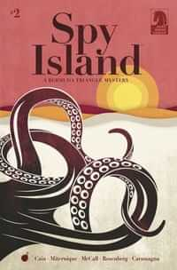 Spy Island #2 CVR B Miternique