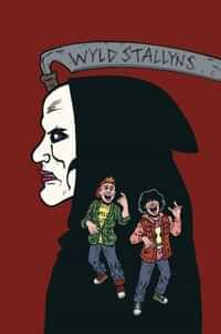 Bill and Ted Are Doomed #2 CVR A Dorkin