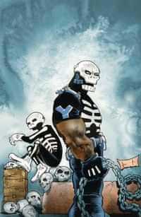 Skulldigger and Skeleton Boy #5 CVR B Kieth