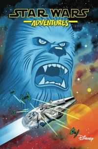 Star Wars Adventures TP V11 Rise Of Wookiees