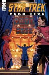 Star Trek Year Five #16