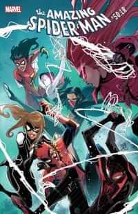 Amazing Spider-man #50.lr Variant Vicentini