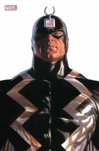 Fantastic Four #25 Variant Alex Ross Black Bolt Timeless Var Emp