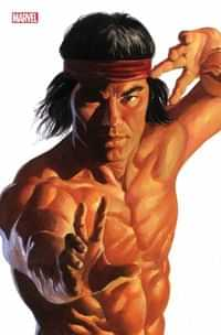 Shang-chi #2 Variant Alex Ross Shang-chi Timeless