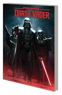 Star Wars Darth Vader TP Greg Pak Dark Heart Of Sith
