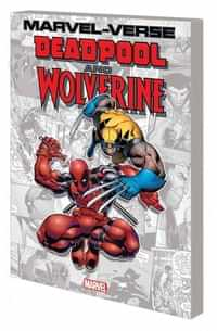 Marvel-Verse GN Deadpool And Wolverine