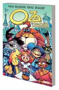 Oz TP Complete Collection Road To Emerald City