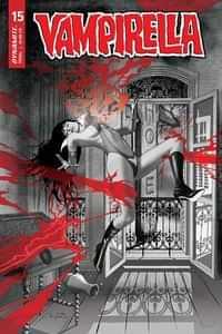 Vampirella #15 CVR D Gunduz