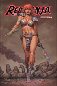 Red Sonja #20 CVR B Linsner