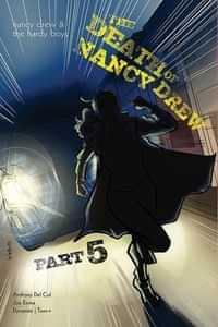 Nancy Drew and Hardy Boys Death Of Nancy Drew #5