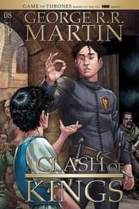 George RR Martin A Clash Of Kings #8 CVR A Miller