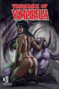 Vengeance Of Vampirella #11 CVR A Parrillo