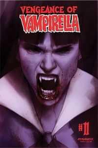 Vengeance Of Vampirella #11 CVR B Oliver