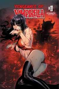 Vengeance Of Vampirella #11 CVR C Segovia