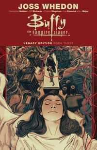 Buffy Vampire Slayer TP Legacy Edition V3