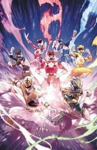 Mighty Morphin Power Rangers #55 CVR A