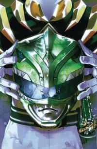 Mighty Morphin Power Rangers #55 CVR B Foil Montes