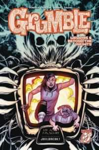 Grumble Memphis and Beyond The Infinite #4