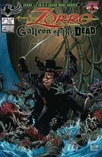 Zorro Galleon Of Dead #2