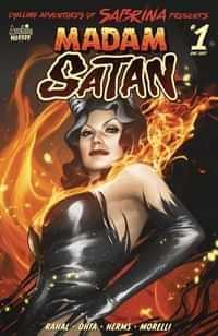 Madam Satan One Shot Chilling Sabrina CVR A Ohta