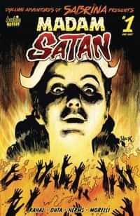 Madam Satan One Shot Chilling Sabrina CVR B Hack
