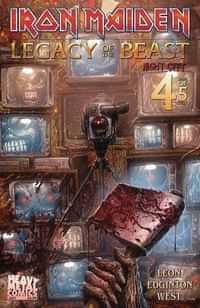 Iron Maiden Legacy of the Beast #4 Night City