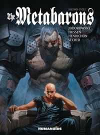 Metabarons HC Second Cycle