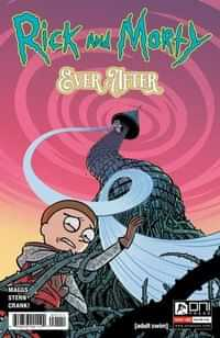 Rick and Morty Ever After #1 CVR A