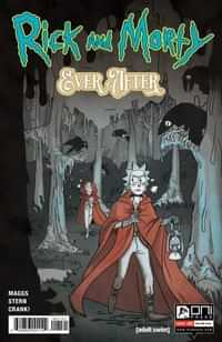 Rick and Morty Ever After #1 CVR B