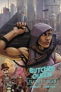 Butcher Queen Planet Of The Dead #1 CVR A Ben Sawyer